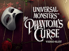 Universal Monsters: The Phantom's Curse от NetEnt – онлайн бесплатно